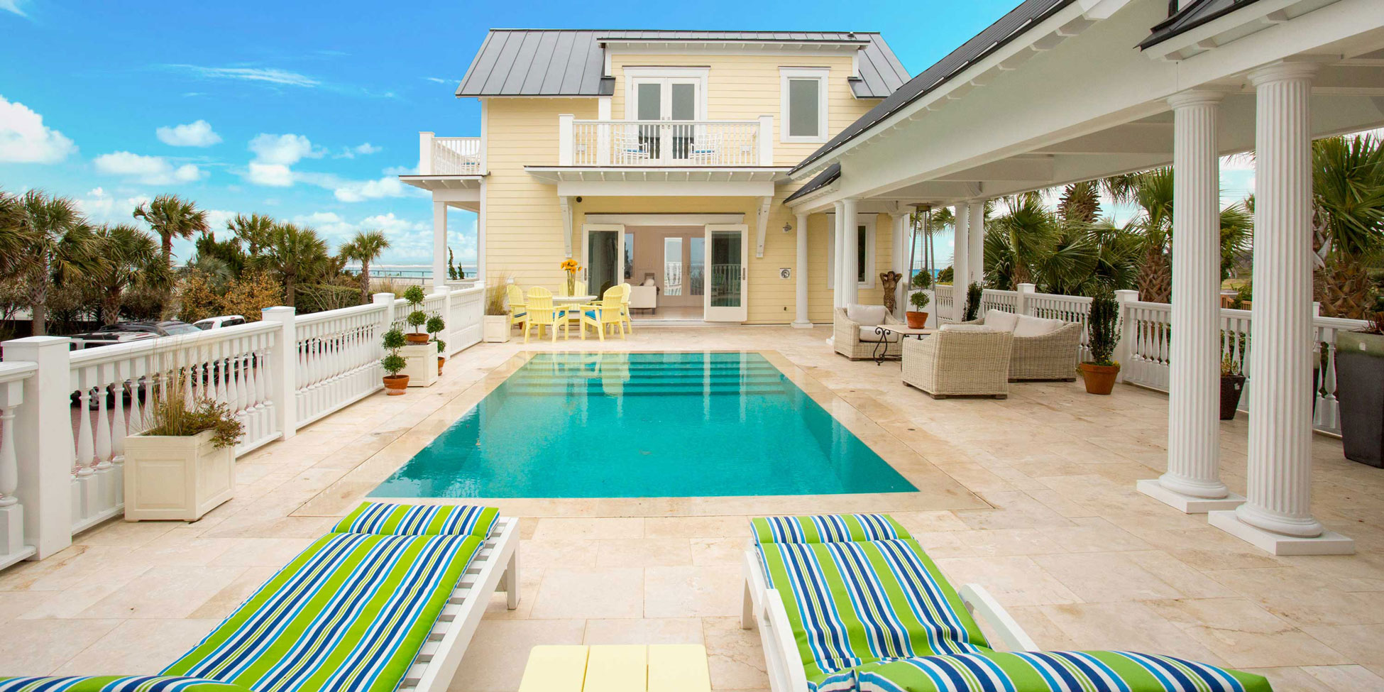 Design services aqua blue pools south carolina custom for Pool design services