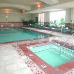 Embassy Suites Pool Spa Combo