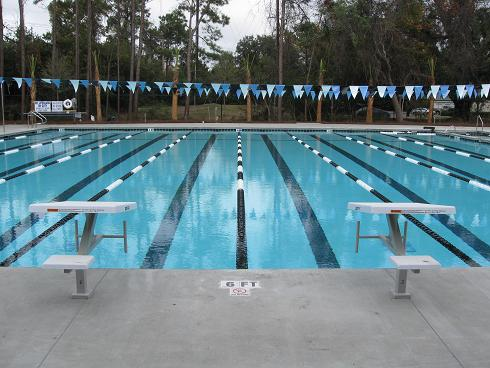 Competition Swimming Pool At The Live To Play Tennis And Swimming Pool Center Aqua Blue Pools