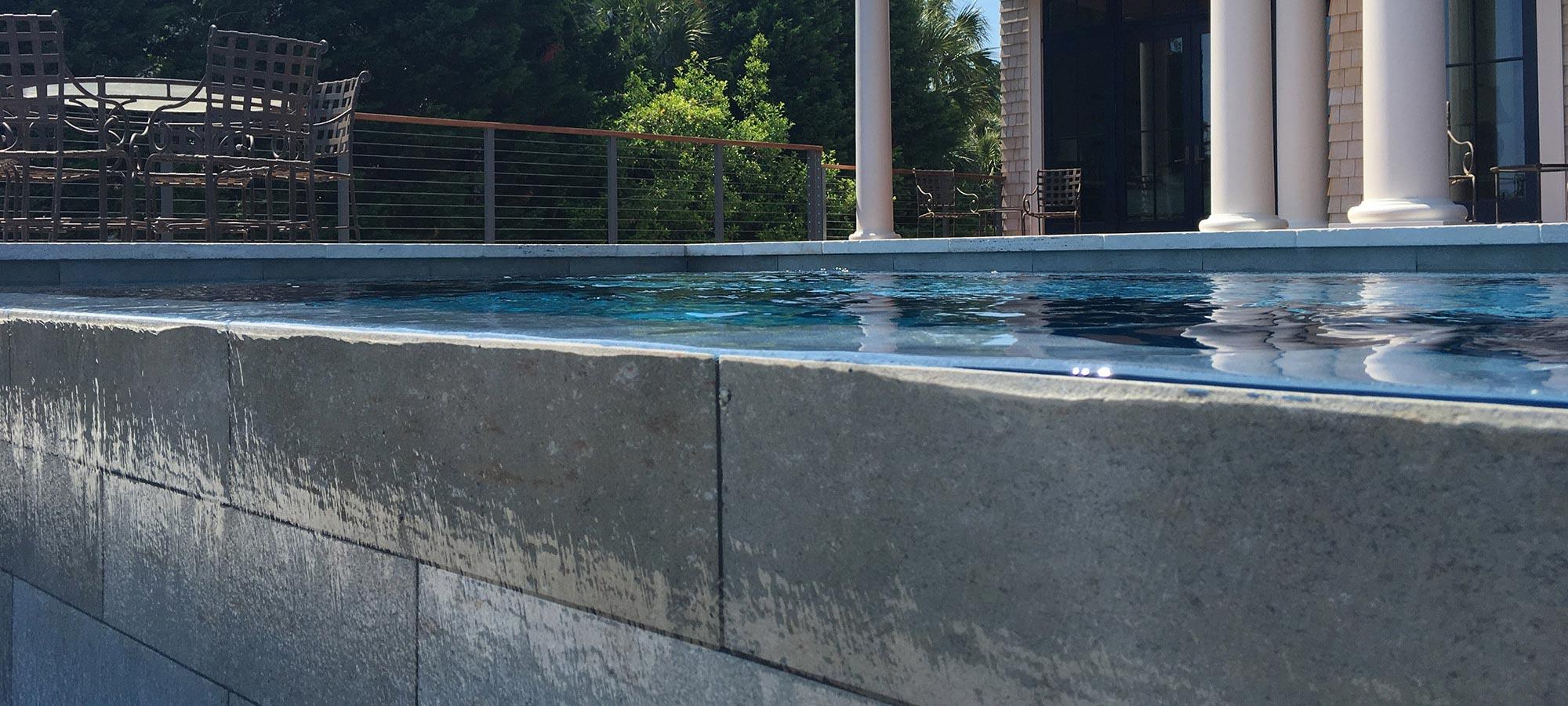 infinity pool banner