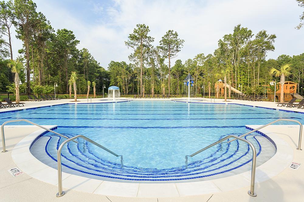 Carolina Park Aqua Blue Pools
