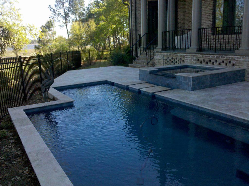 geometric-pool-spa-combo-stone-steps-3