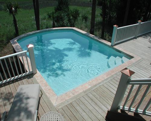 Plunge Pool | Aqua Blue Pools