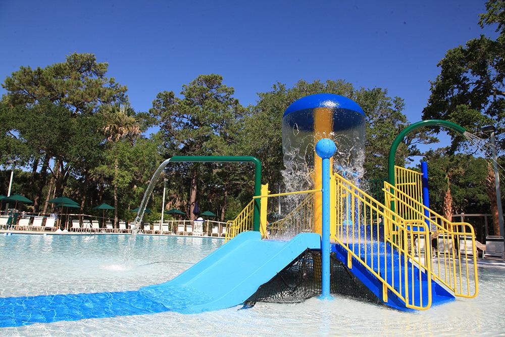 Kiawah Golf Resort West Beach Aqua Blue Pools