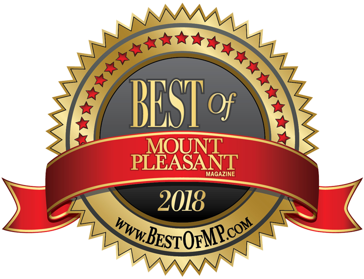 Best of Mount Pleasant Magazine 2018 Logo