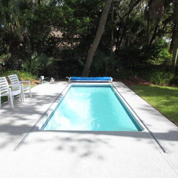 Fiberglass Pool Builders South Carolina Aqua Blue Pools