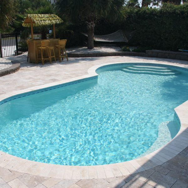 Freeform Pool Builders South Carolina | Aqua Blue Pools