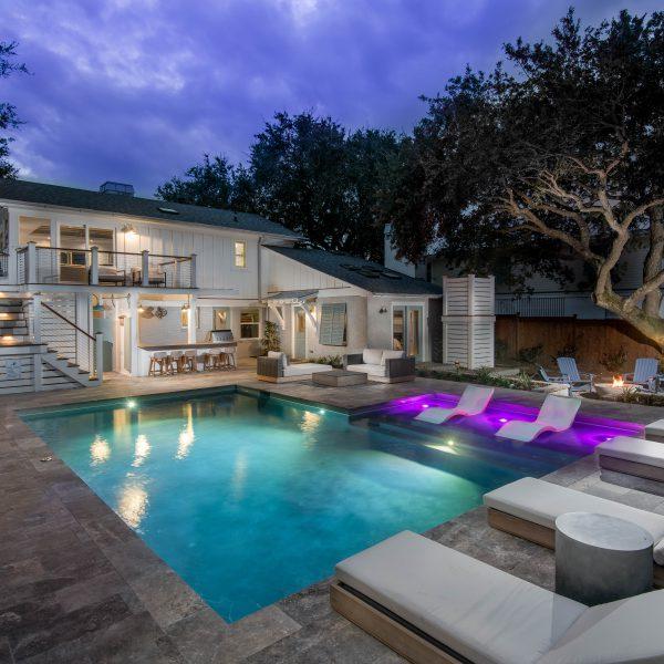 Luxury Custom Pool Builders South Carolina Aqua Blue Pools
