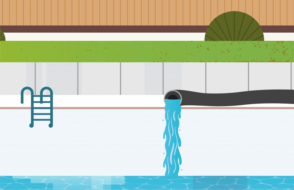 How to Refill Your Pool